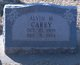 Alvin Holden Carey