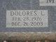 Profile photo:  Dolores Louise <I>Gieck</I> Murr