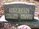 """Hester Rosa """"Rosie"""" <I>Jenkins</I> Hardin"""
