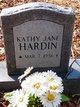 Kathy Jane Hardin