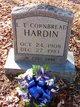 """Lilburn T """"Cornbread"""" Hardin"""