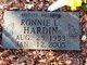 Ronnie Lynn Hardin
