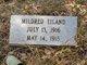 Mildred Eiland