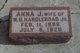 Anna J. <I>Johnson</I> Hargleroad