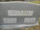 Profile photo:  Annie <I>Crisp</I> Massie