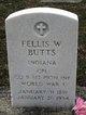 Profile photo:  Fellis W. Butts