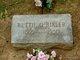 Profile photo:  Betty <I>Quisenberry</I> Bixler