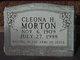 Profile photo:  Cleona H Morton