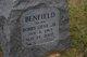Bobby Gene Benfield, Jr