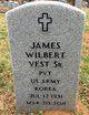 James Wilbert Vest, Sr