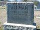 Callie <I>Addington</I> Allman