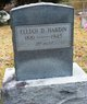 Elijah D Hardin