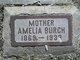 """Amelia """"Millie"""" Burch"""
