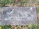 Profile photo:  Cecil Charles Chamberlin, Jr