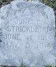 June C Strickland
