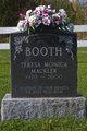 Teresa Monica <I>Mackler</I> Booth