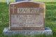 Margaret Jane <I>Ryan</I> Mackler