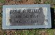 Essie E <I>Lewis</I> Allman
