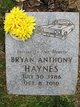 Bryan Anthony Haynes