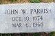 John William Parrish