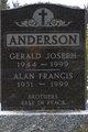Gerald Joseph Anderson