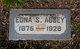 Profile photo:  Edna E. <I>Steen</I> Abbey