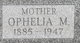Profile photo:  Opehlia Mary <I>Roth</I> Grimm