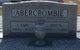 Leonard Earl Abercrombie