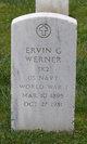 Profile photo:  Ervin Gustav Werner