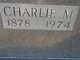Profile photo:  Charles Monroe Riddle