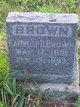 Earnest B Brown