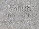 Profile photo:  Aaron Anderson