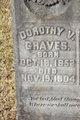 Dorothy V <I>Graves</I> Allred