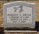 Harlen L Drum