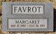 Margaret Francis Favrot