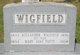 Mary Jane <I>Potts</I> Wigfield
