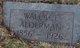 Wallace H Alderman