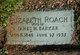 "Elizabeth Ann ""Lizzie"" <I>Roach</I> Barker"