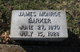 James Monroe Barker, II