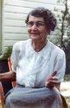 "Profile photo: Mrs. Rossie Lee ""Danny"" <I>McJunkin</I> Johnston"