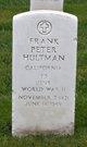 Profile photo:  Frank Peter Hultman