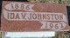 Ida V. <I>Wysong</I> Johnston