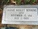 """Jannie """""""