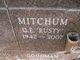"""Profile photo:  Quinton E """"Rusty"""" Mitchum"""