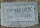 Ida May Luter