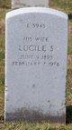 Profile photo:  Lucile Jackson <I>Stringer</I> Goodwin