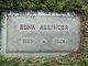 Profile photo:  Emily Edna <I>Baum</I> Allinder