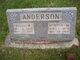 Martha May <I>Jordon</I> Andersen