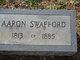 Profile photo:  Aaron Swafford