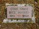 Ethel Marie <I>Rice</I> Parkey